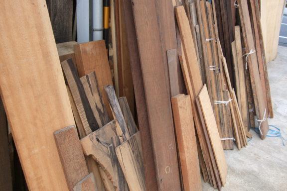 短材、薄板、端材の紹介