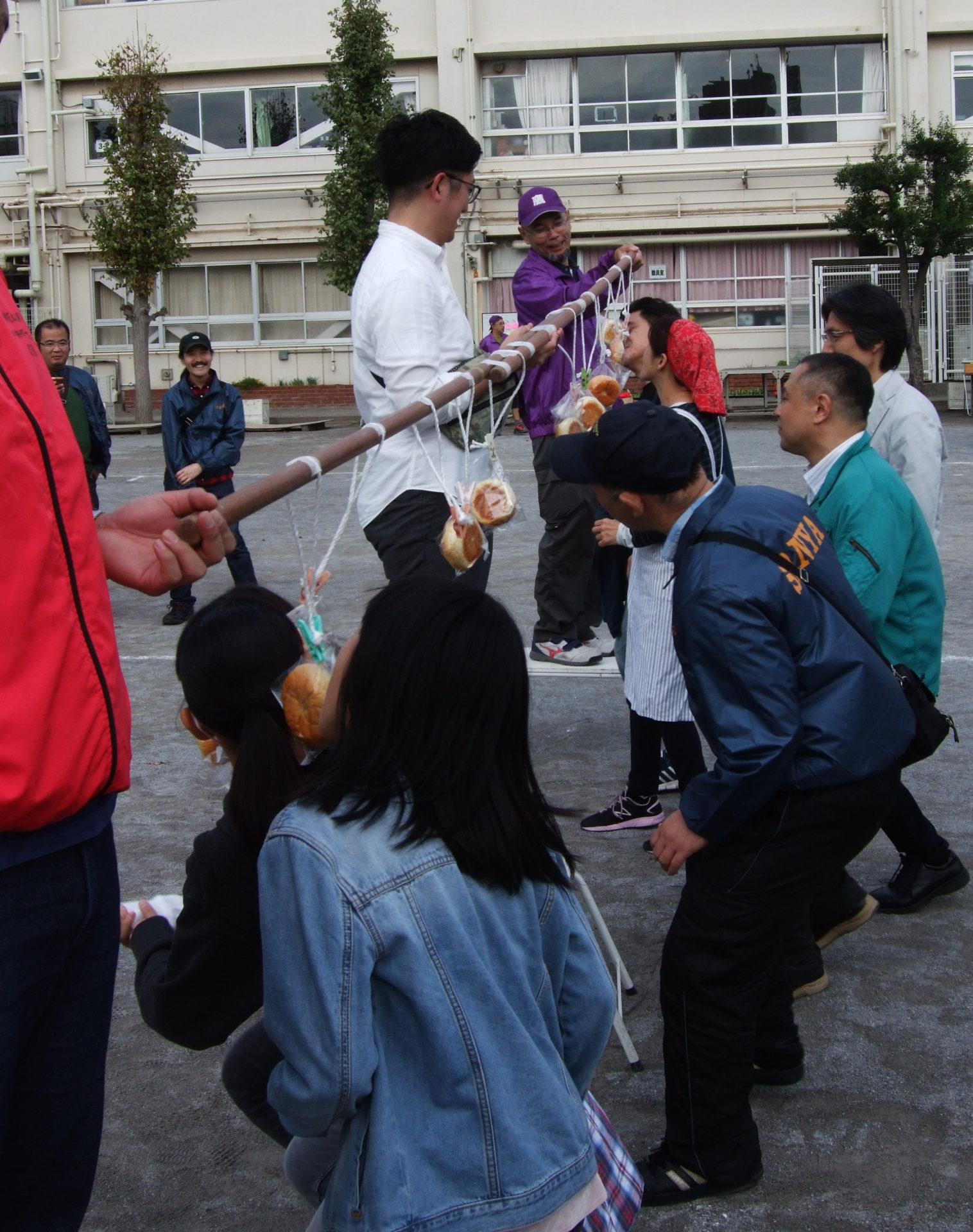 町会対抗運動会